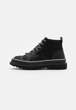 SHIROKI H-SHIROKI DBB X - Bottines à lacets - black
