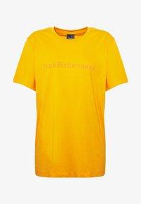 Peak Performance - TRACK TEE - T-shirt med print - explorange - 3