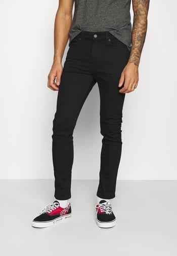 SIMON  - Slim fit jeans - new black