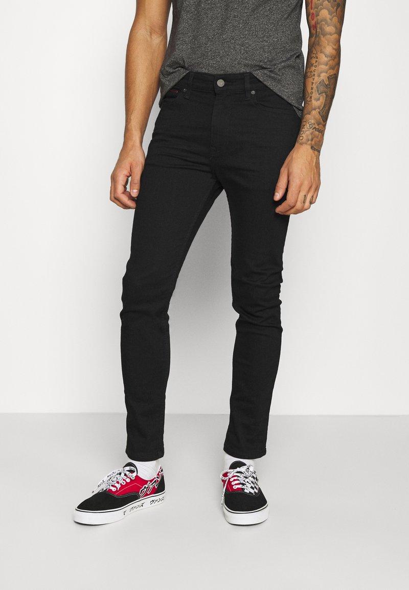 Tommy Jeans - SIMON  - Jeans slim fit - new black