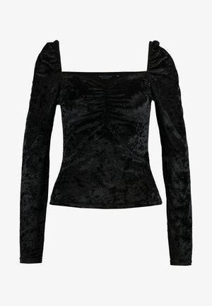 Blůza - black