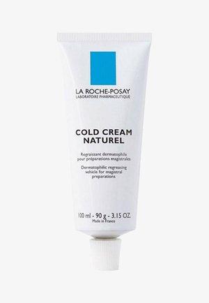 GESICHTSPFLEGE COLD CREAM NATUREL - Face cream - -
