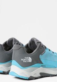 The North Face - EXPLORIS FUTURELIGHT - Hikingschuh - maui blue zinc grey - 3