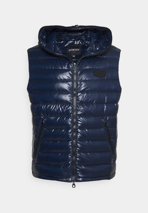CASERSO - Bodywarmer - dark blue
