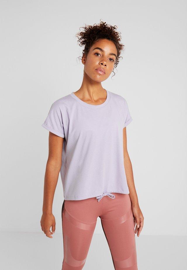 Undershirt - lilac