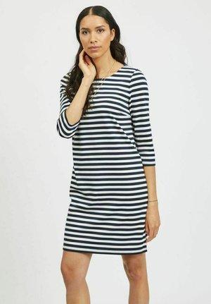 VITINNY NEW DRESS - Jersey dress - total eclipse
