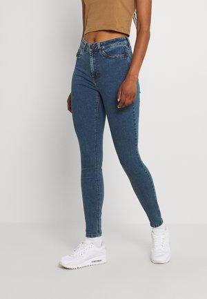 NMCALLIE - Jeans Skinny Fit - medium blue