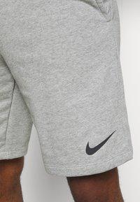 Nike Performance - SHORT - kurze Sporthose - dark grey heather - 4