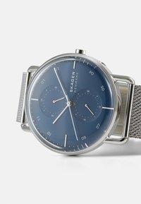 Skagen - HORIZONT - Klocka - silver-coloured - 5