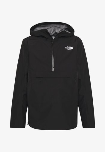 MEN'S ARQUE JACKET - Hardshell jacket - black
