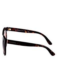 Dolce&Gabbana - Okulary przeciwsłoneczne - havana - 3