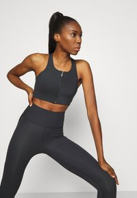 adidas Performance - BRA - Sports bra - black - 3