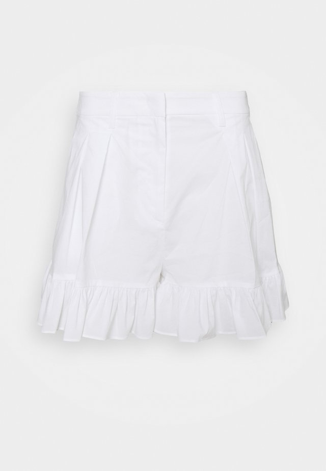 Shorts - bianco ottico