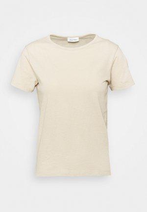 FAKOBAY - Basic T-shirt - mastic