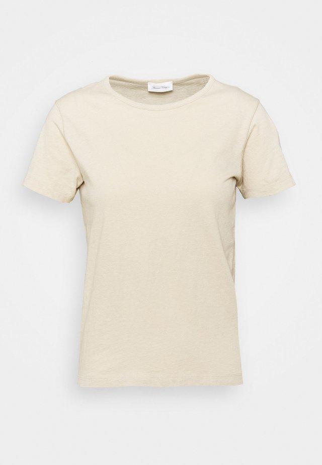 FAKOBAY - T-shirt basic - mastic