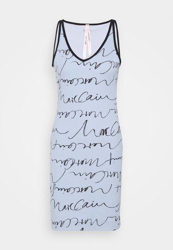 Jersey dress - water