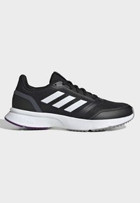 adidas Performance - NOVA FLOW SHOES - Löparskor stabilitet - black - 6