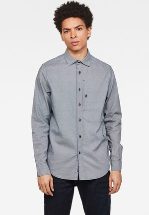 STALT STRAIGHT - Shirt - rinsed