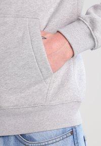 YOURTURN - Zip-up hoodie - light grey melange - 4