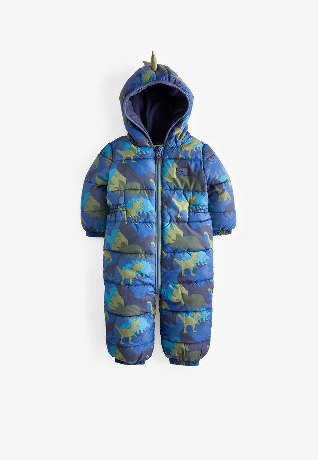 Snowsuit - multi-coloured