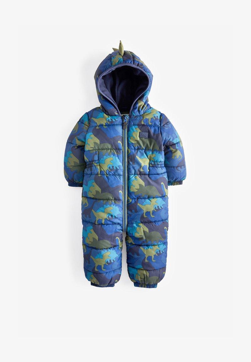Next - Snowsuit - multi-coloured