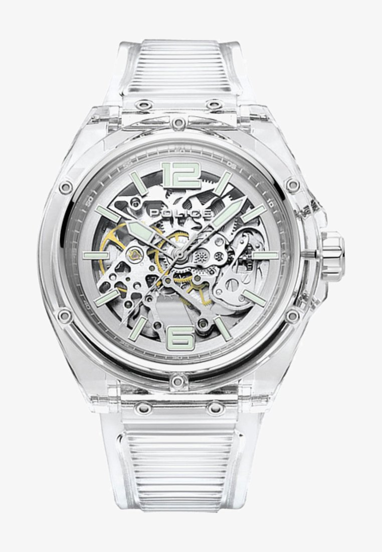 Police - Watch - white