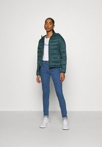 Levi's® - 720 HIRISE SUPER SKINNY - Jeansy Skinny Fit - eclipse mextra - 1