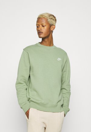 CLUB CREW - Sweatshirt - oil green