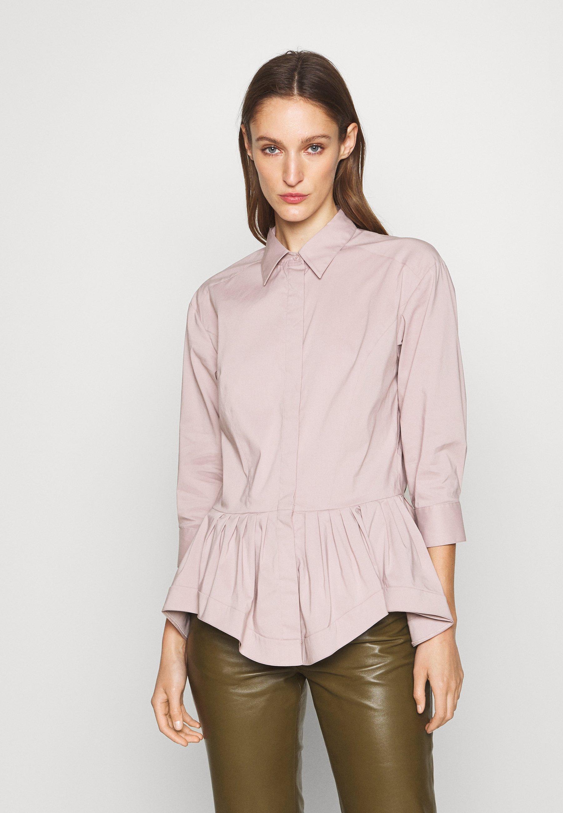 Women CHIARA LOVELY BLOUSE - Button-down blouse