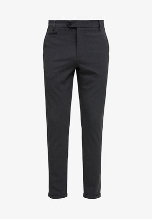 SUIT PANTS COMO - Pantalones - anthrazit
