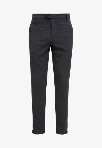SUIT PANTS COMO - Trousers - anthrazit