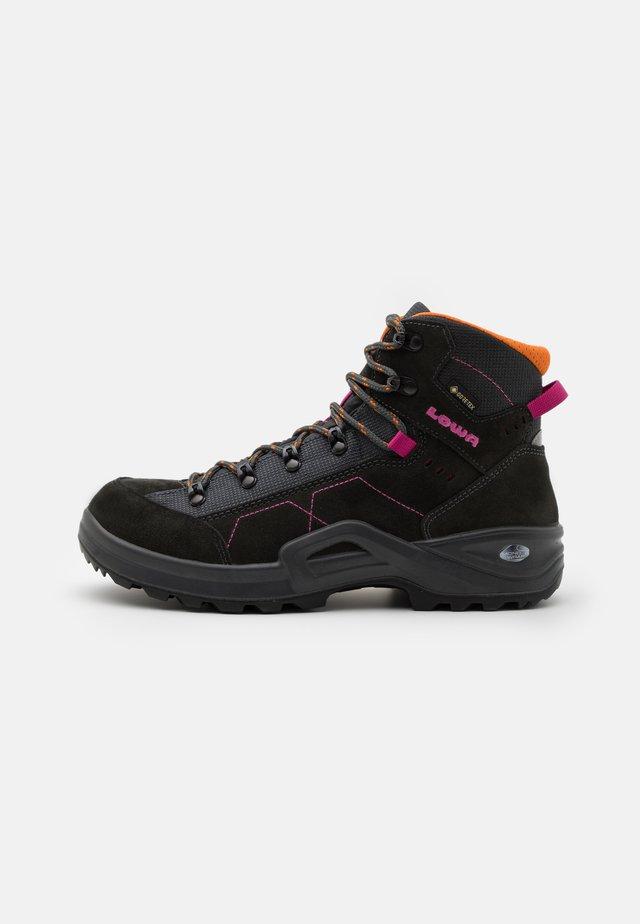 KODY III GTX MIDJUNIOR UNISEX - Chaussures de marche - anthrazit