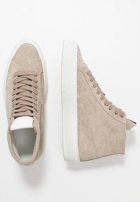 CLOSED - SANDY - Zapatillas altas - grey heather melange - 3