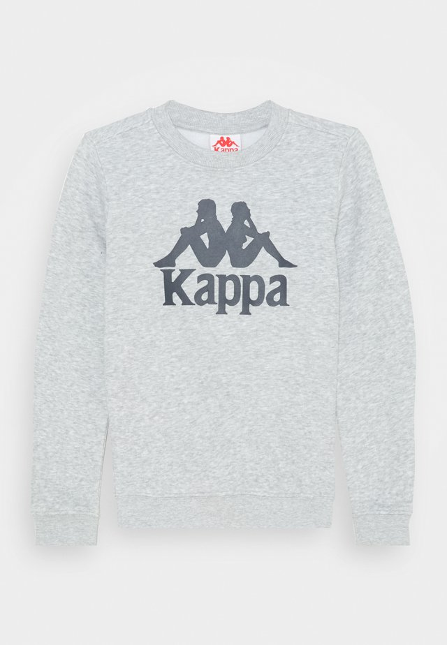SERTUM KIDS - Sweatshirt - high rise melange