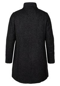 Zizzi - Classic coat - black - 6
