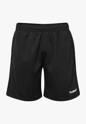CORE KIDS POLY COACH  - Shorts - black