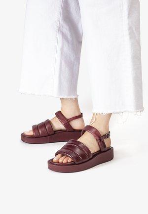 Sandales à plateforme - vinegar vng