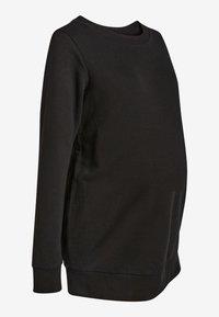 Next - Sweatshirt - black - 2