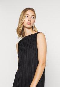 Weekday - IZAR DRESS - Vestito elegante - black - 3