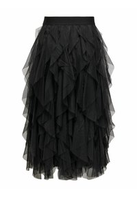ONLY - A-line skirt - black - 5