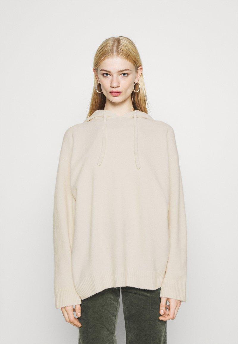 Monki - MARY HOODIE - Hoodie - beige light