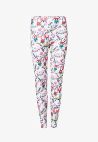Desigual - EDEN LONG - Pantalon en cuir - white - 5