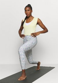 Cotton On Body - STRIKE A POSE YOGA - Leggings - mint - 3