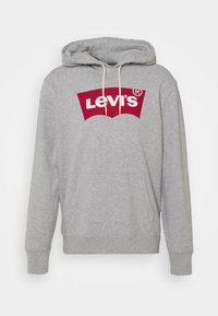 Levi's® - GRAPHIC HOODIE - Sweater - heather gray