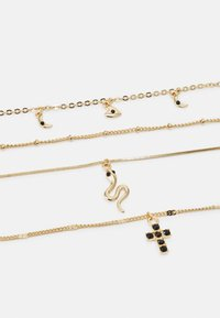 Fire & Glory - FGBINNE COMBI NECKLACE - Necklace - gold-coloured - 2