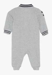 Polo Ralph Lauren - BASIC COVERAL BABY - Jumpsuit - andover grey heather - 1