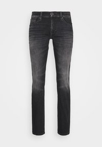 Tommy Jeans - SCANTON SLIM - Slim fit jeans - grey denim - 4