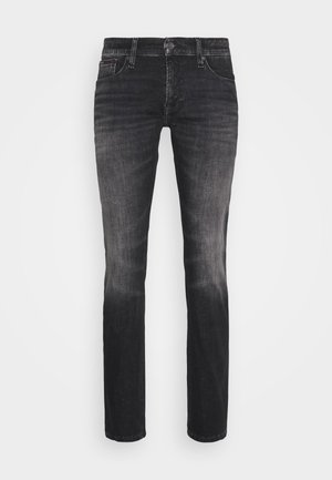 SCANTON SLIM - Slim fit jeans - grey denim