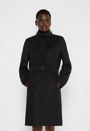 MALINAS - Classic coat - black