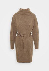 Object Petite - OBJLUNA DRESS  - Day dress - fossil - 0